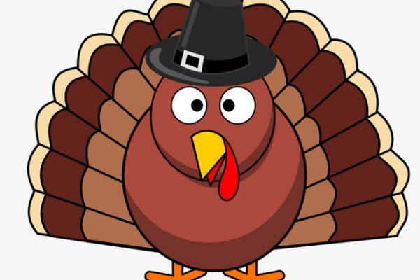 Thanksgiving Break – No School